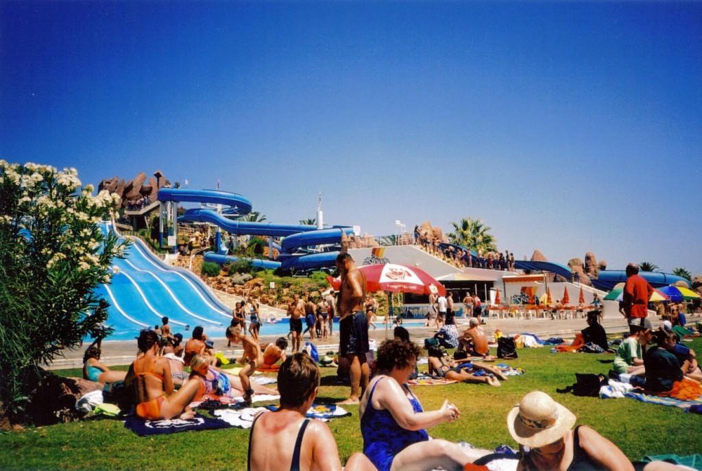 Fasouri Watermania Water Park Limassol