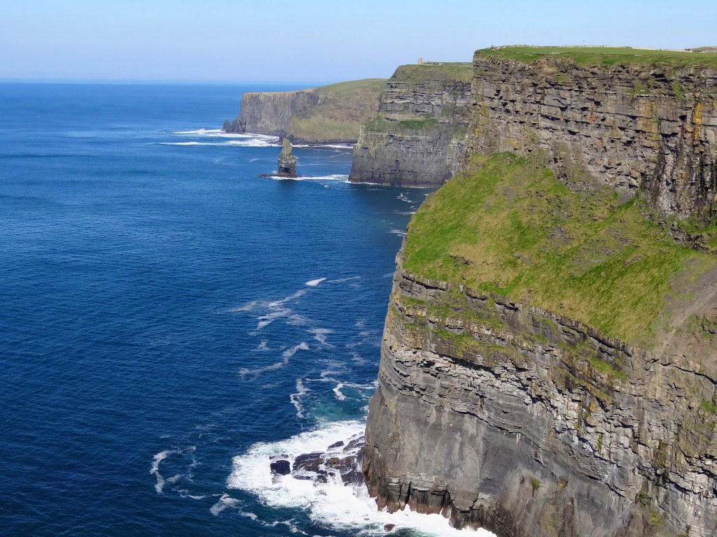 Cliffs Of Moher OBriens From South