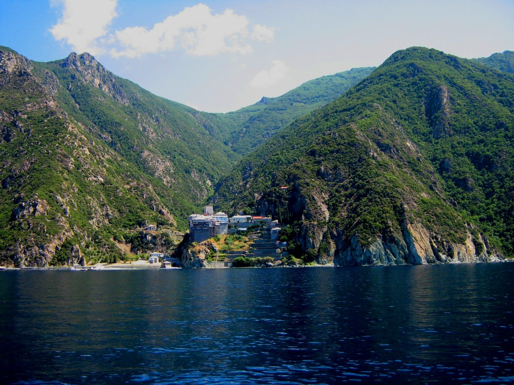 Mount Athos, Macedonia