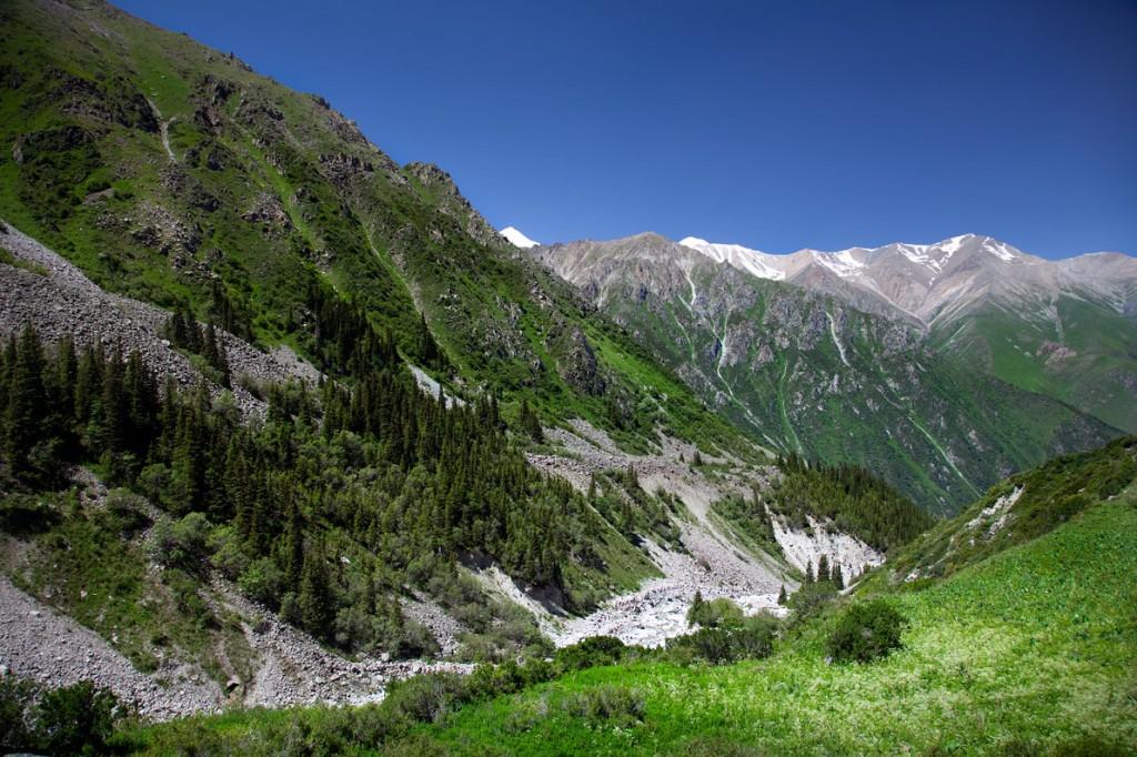 Kyrgyzstan Ala Archa National Park