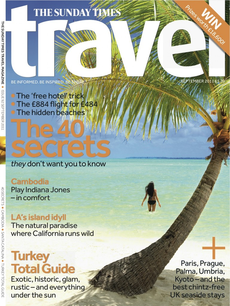 Travel-magazine