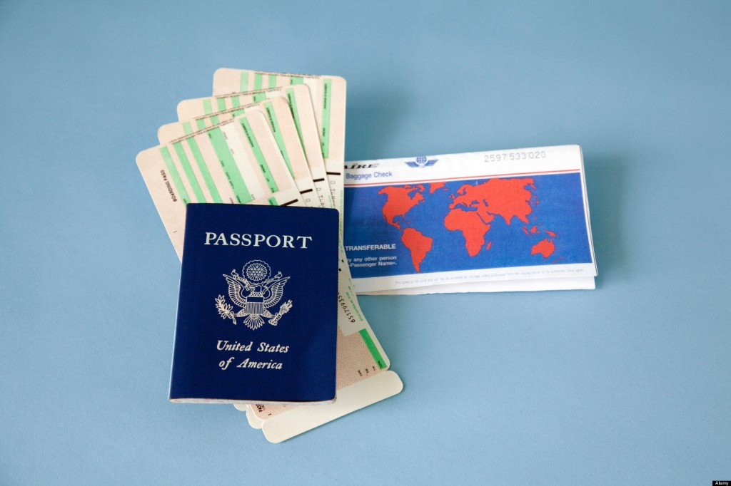 travel-documents-Airline-Tickets