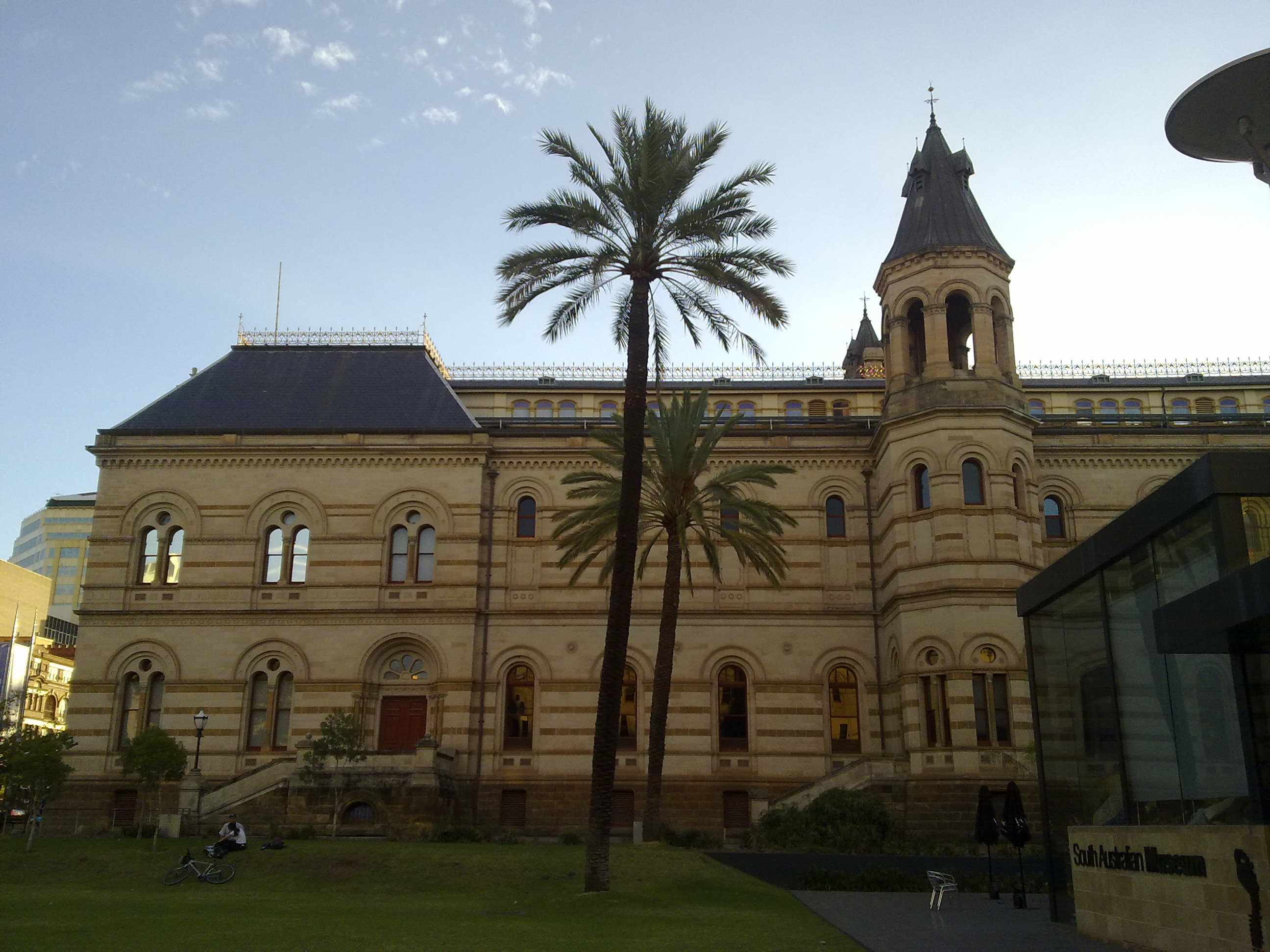 Adelaide South Australian Museum