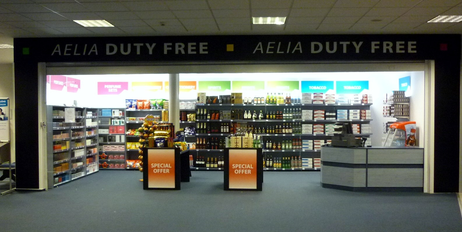 Alcohol Duty Free