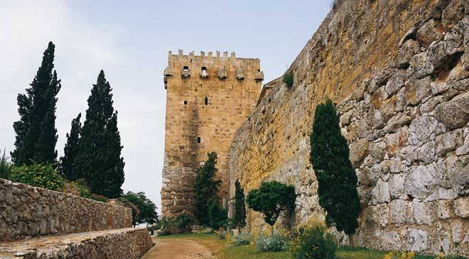 Ancient and Medieval Walls