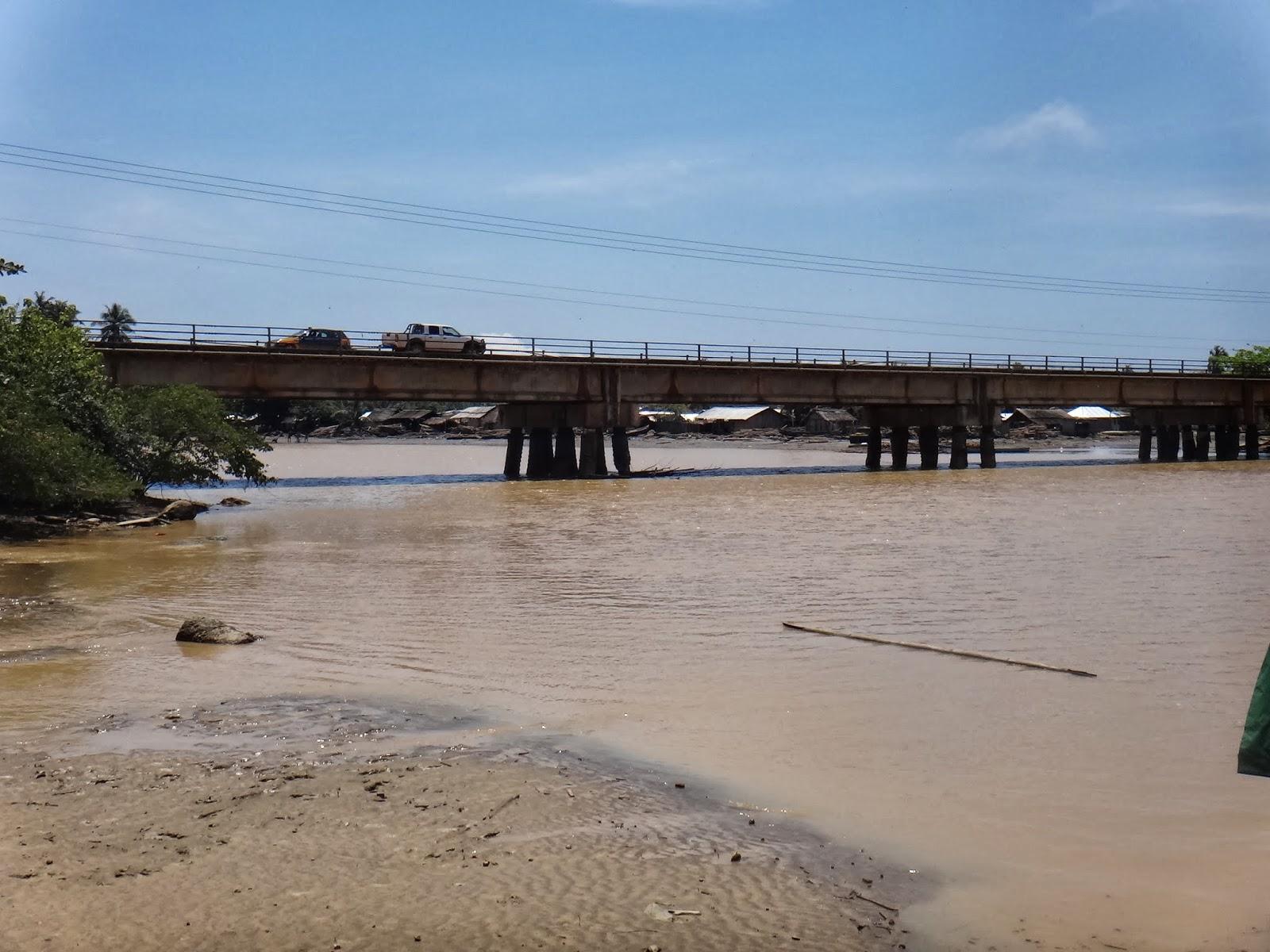 Ankobra River, Ghana