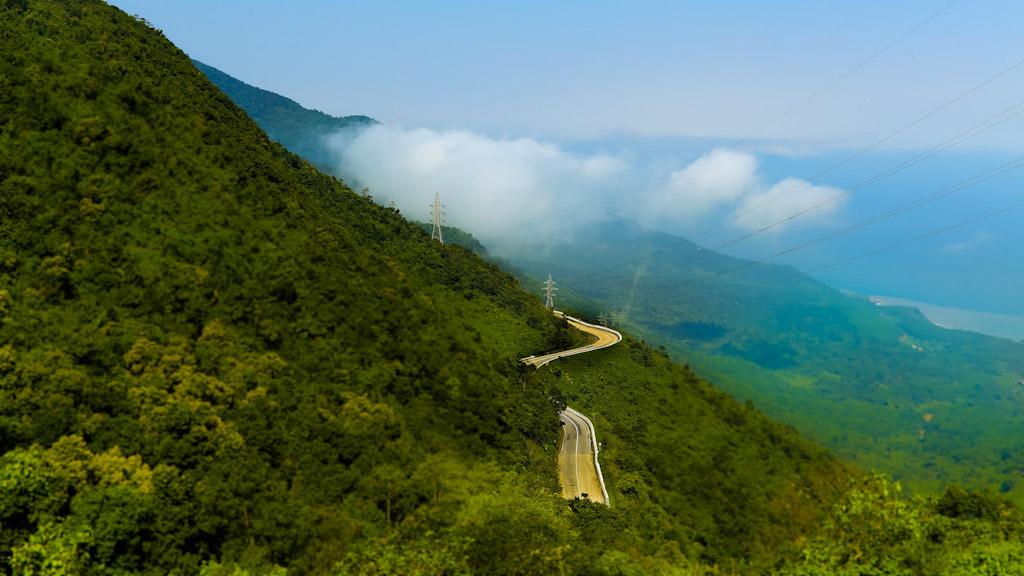 Annamlte Range, Vietnam