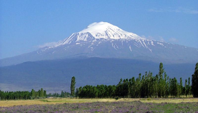 Ararat Valley, Armenia