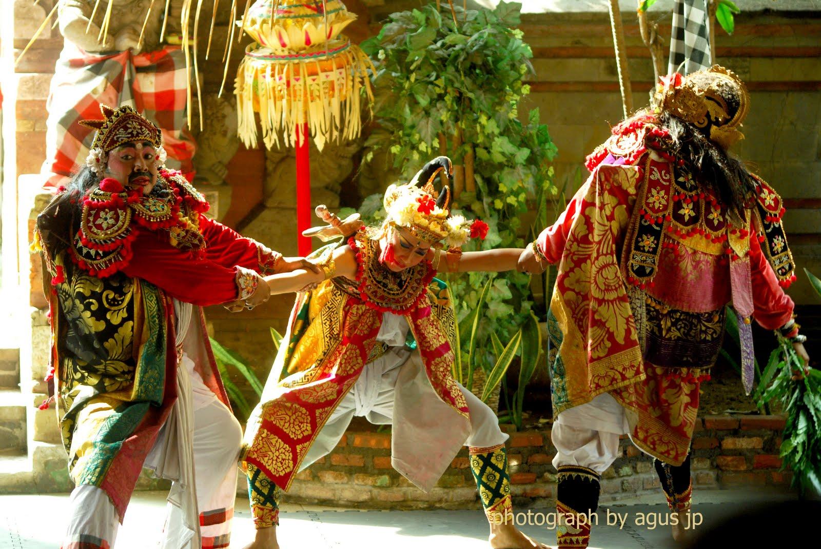 Barong Dances Bali