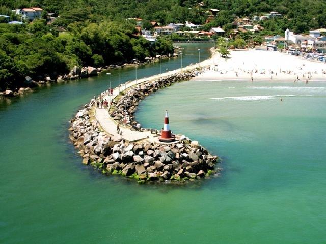 Barra da Lagoa Florianopolis