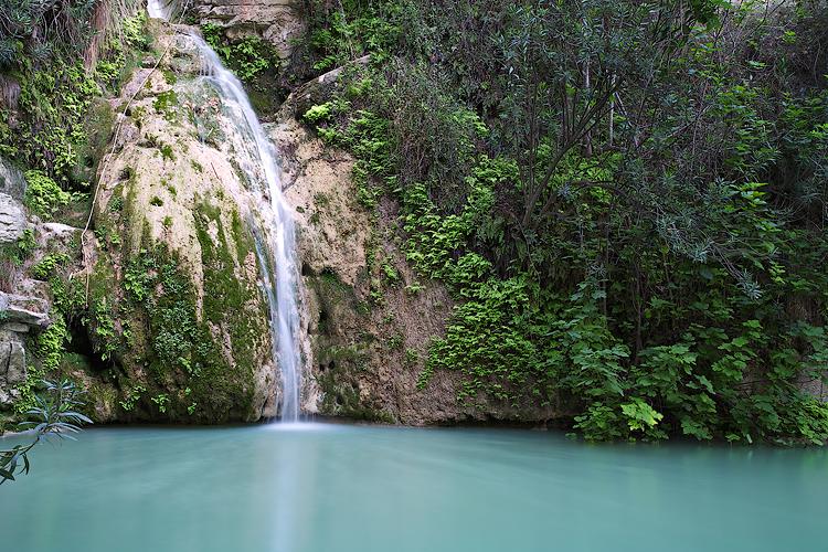 Baths of Aphrodite, Cyprus
