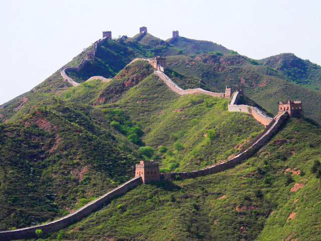 Beijing China Great Wall1