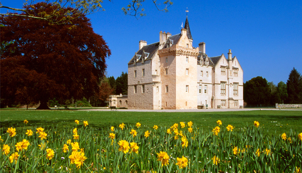 Brodie Castle, Inverness