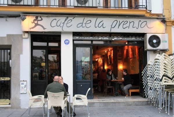 Cafe de la Prensa