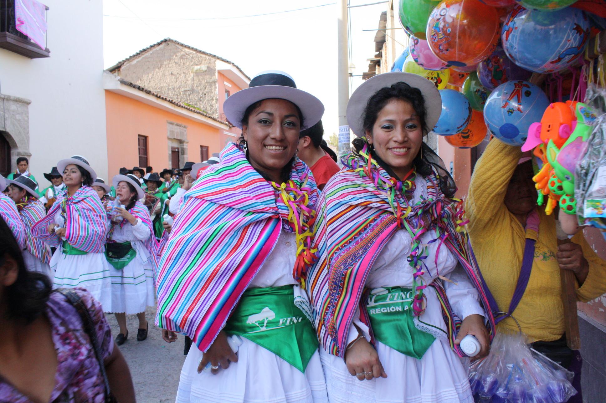 Cajamarca Carnival, Peru