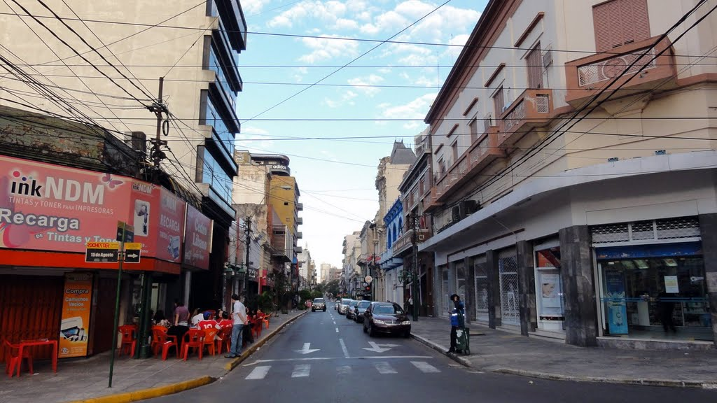 Calle Palma, Paraguay