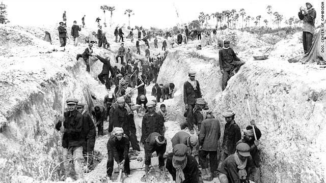 Cambodia's Khmer Rouge, Vietnam