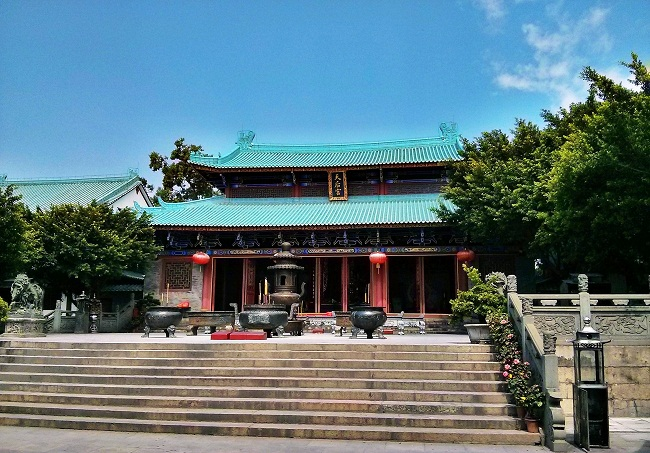 Chiwan Goddess Temple