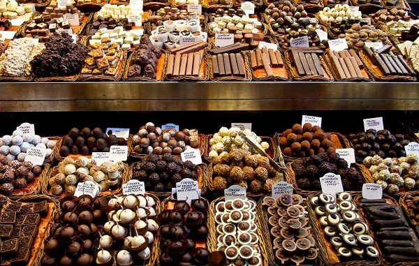 Chocolate and Cocoa Museum, Belgium
