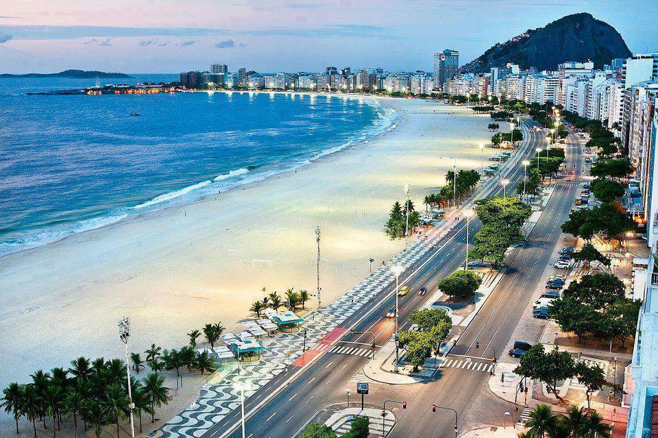 Copacabana, Brasil
