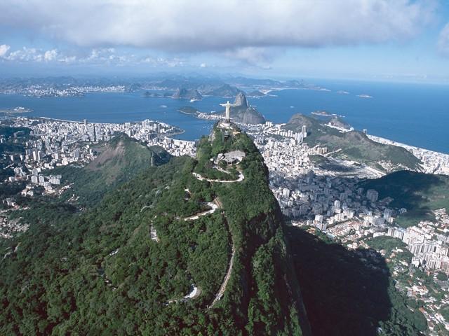 Corcovado Mountain, Brasil