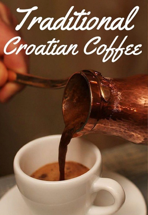 Croatian Coffee