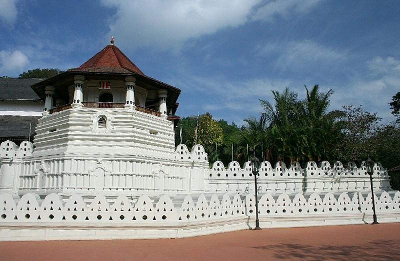 Dalada Maligawa, Sri Lanka