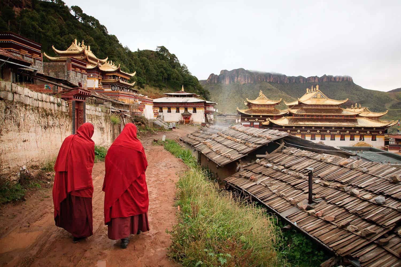 Pelpung Monastery, China