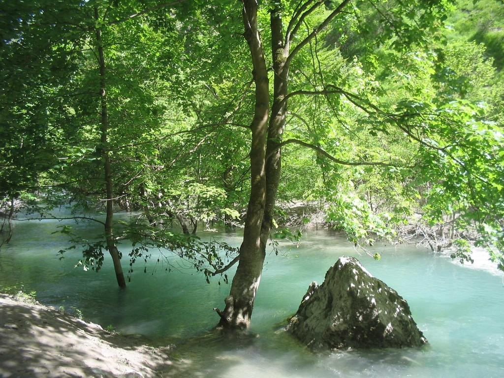 Dlaboka River, Macedonia