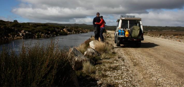 Driving Around Tasmania