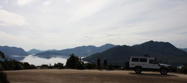 Driving Around Tasmania2