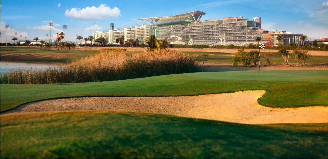 Dubai Race & Golf Club