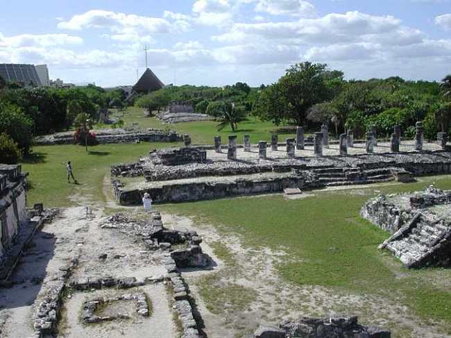 El Rey Archaeological Ruins