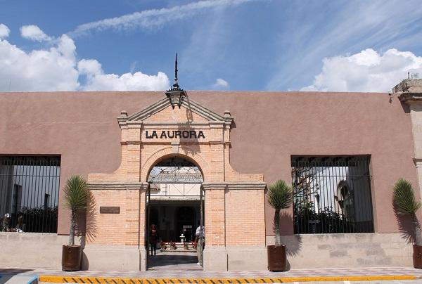 Fabrica La Aurora San Miguel de Allende