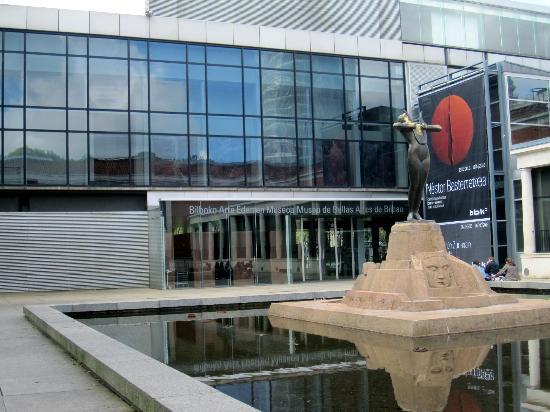 Fine Arts Museum Bilbao