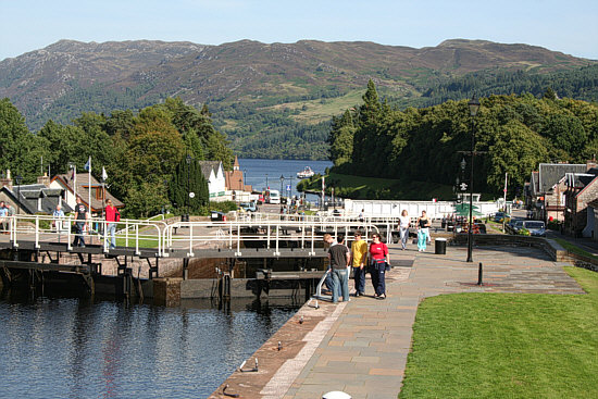 Fort Augustus, Inverness