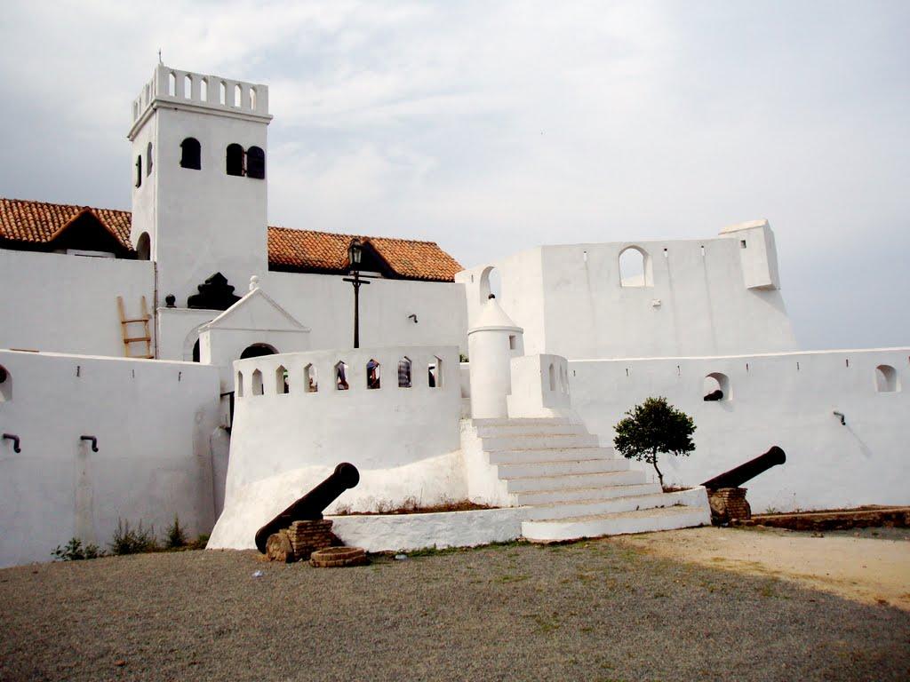 Fort St Jago, Ghana