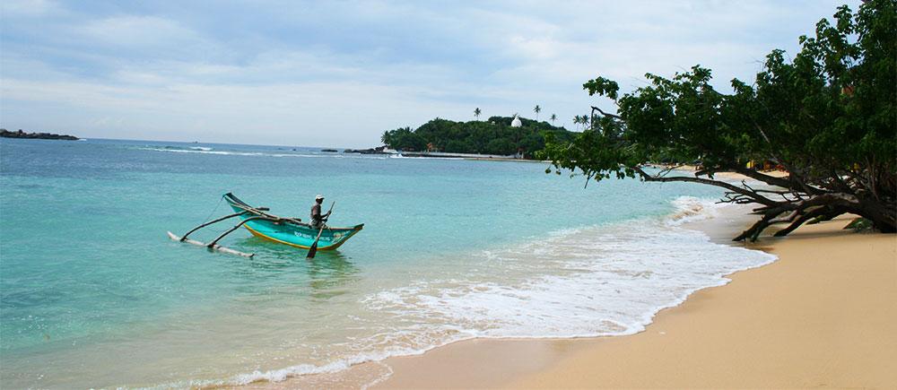 Galle beaches, Sri Lanka