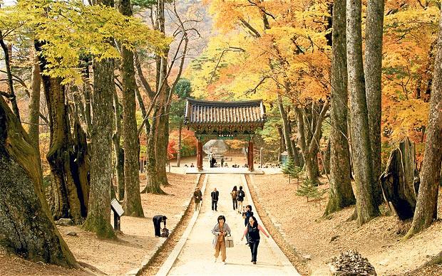 Gayasan National Park, South Korea