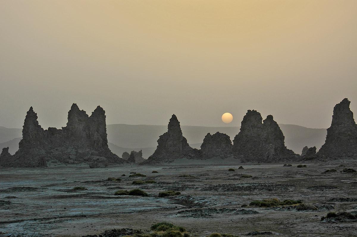 Goda Mountains, Djibouti