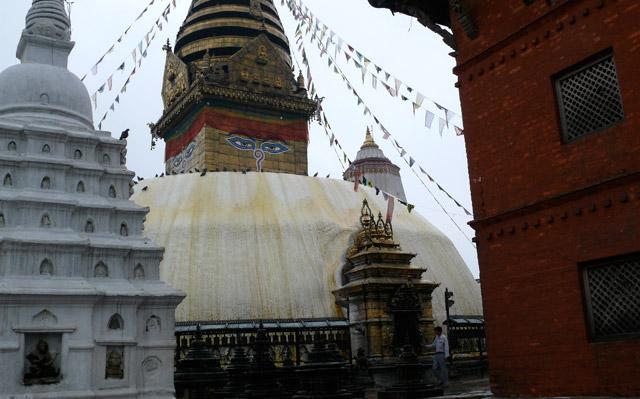 Gompa Paro-Kathmandu, Bhutan