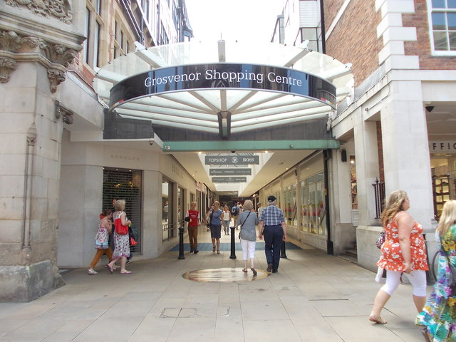 Grosvenor Shopping Centre, Chester