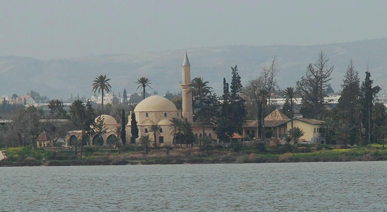 Hala Sultan Tekke, Cyprus