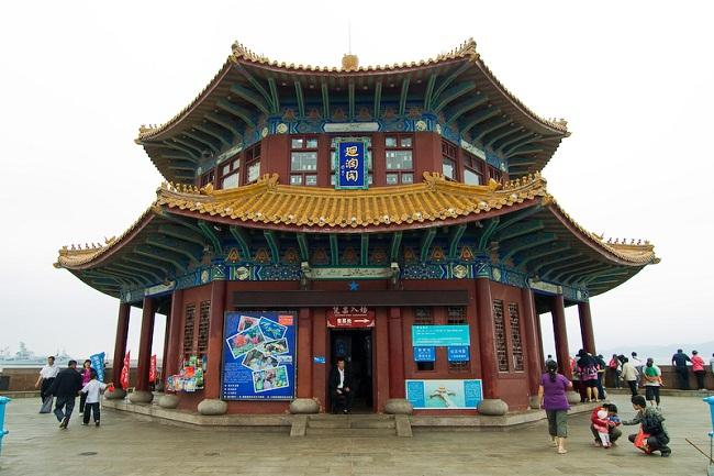 Huilange Pavilion, Qingdao