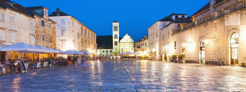 Hvar Town Square