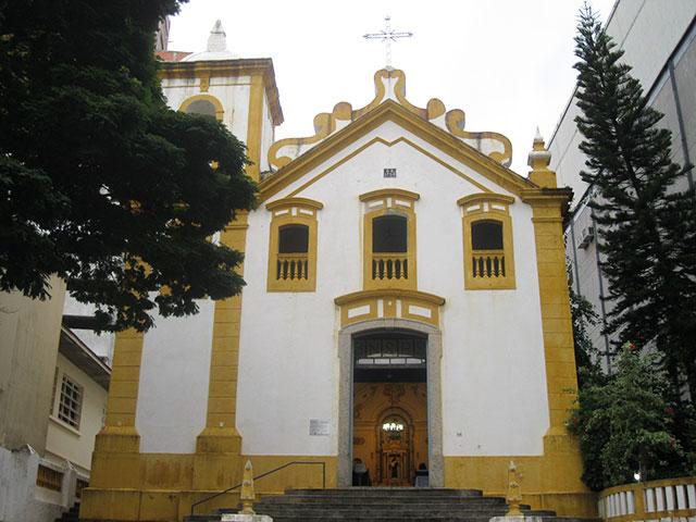 Igreja de Nossa Senhora do Rosario Florianopolis