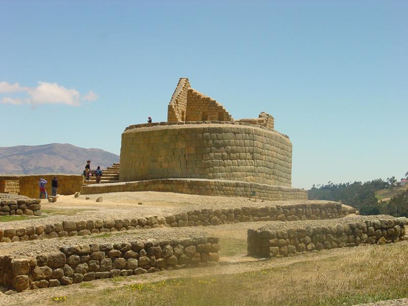 Incas, Ecuador