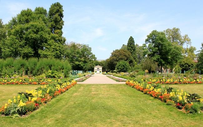 Jardine Botanique de l'Arquebuse