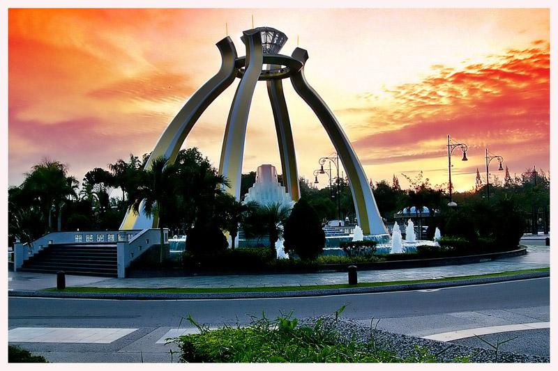 Jerudong Theme Park, Brunei