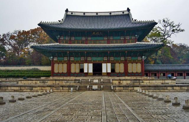 Joseon palace, South Korea